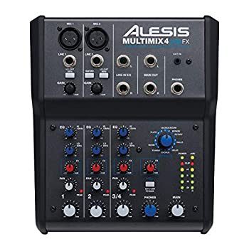 usb mixer with effects