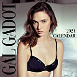 Gal Gadot 2021 Calendar: 2021 Calendar - Gal Gadot Calendar, 8.5 x 8.5 Inch Monthly View, 12-Month, Actress Celebrity