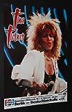 Tina Turner 1987 Poster Very Rare 59 x 84 cm