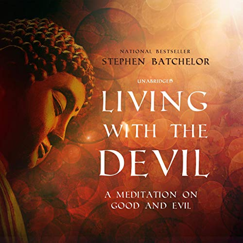 Living with the Devil audiobook cover art
