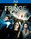 FRINGE/フリンジ〈ファイナル・シーズン〉 コンプリート・ボックス[Blu-ray/ブルーレイ]