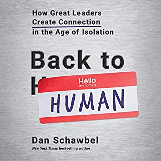 Back to Human audiobook cover art