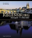 Buchcover Regensburg Metropole im Mittelalter