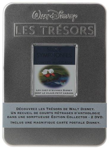 Les Trésors de Walt Disney : Silly Symphonies, Les Contes musicaux - Édition Collector 2 DVD [FR Import]