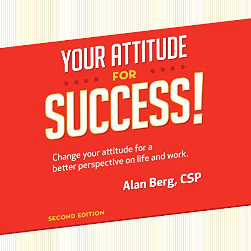 Your Attitude for Success cover art
