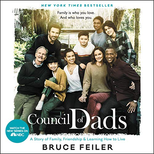 The Council of Dads  By  cover art