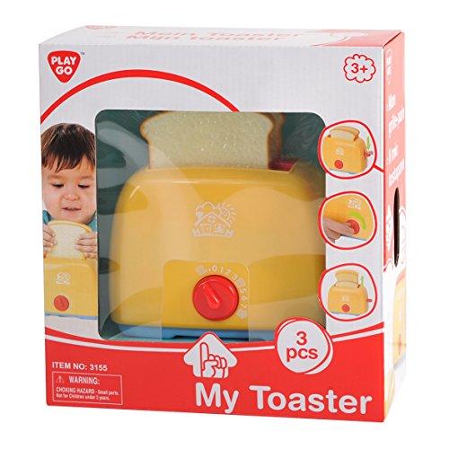 PlayGo 3155 - Mein Toaster, Küchenspielzeug