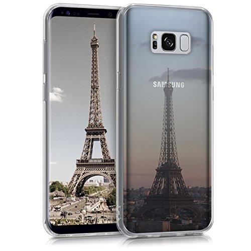 Kwmobile Funda Samsung Galaxy S8 Plus - Carcasa TPU