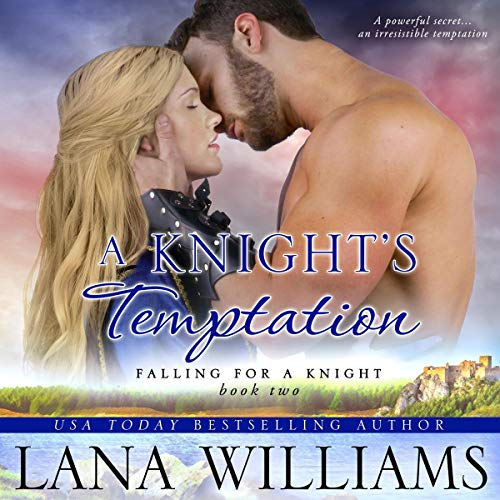 A Knight's Temptation audiobook cover art