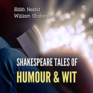 Shakespeare Tales of Humour and Wit cover art