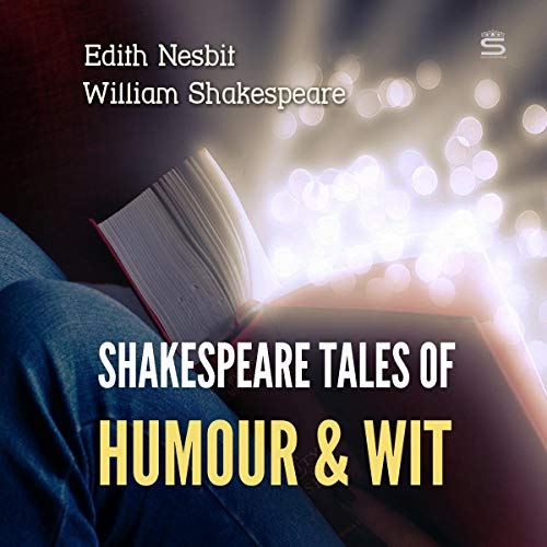 Shakespeare Tales of Humour and Wit audiobook cover art