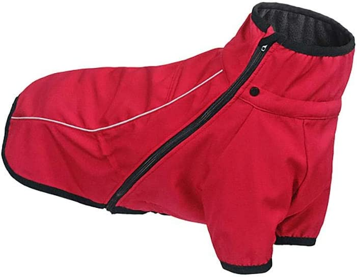 Dog Coat Waterproof At the price of surprise Winter Warm Jacket Memphis Mall Vest Wi Pet Puppy Outdoor