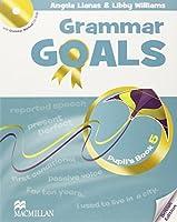 Grammar Goals Level 5 Pupil's Book Pack (Grammar Goals American English)