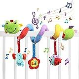 Ballery Espiral Actividades Colgar Juguetes, Juguete para Co
