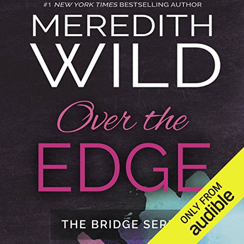 Over the Edge audiobook cover art