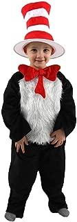 Cat in the Hat Deluxe Kids Costume