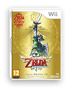 The Legend of Zelda : Skyward Sword + Symphony Concert CD - édition spéciale (B003SE6TPU) | Amazon price tracker / tracking, Amazon price history charts, Amazon price watches, Amazon price drop alerts