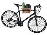 COR Surf Soporte de Pared para Bicicleta de bambú
