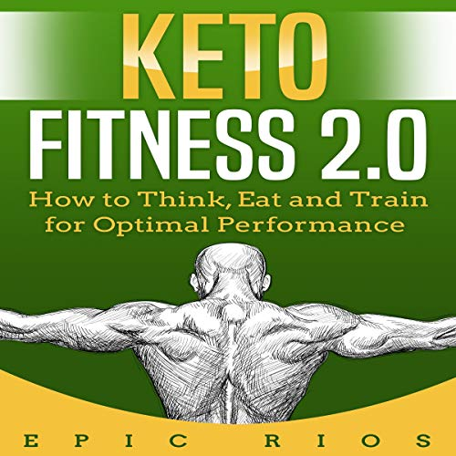 Keto Fitness 2.0 audiobook cover art