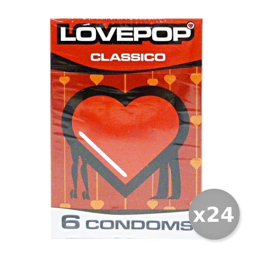 Lovepop Profilattici Classici - 650 g