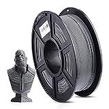 ANYCUBIC Filamento 1.75mm PLA Gris, Impresora 3D Filamento 1kg