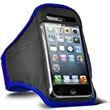 ONX3 Azul Oscuro Deportes Impermeable Cubierta Del Teléfono Móvil Compatible Con Wiko Tommy 2 Plus