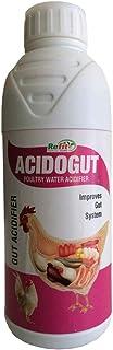 REFIT ANIMAL CARE - Water & Gut Acidifier for Poultry(Acidogut 1 LTR.)