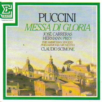 Puccini - Messa Di Gloria by Puccini (1990-08-21)