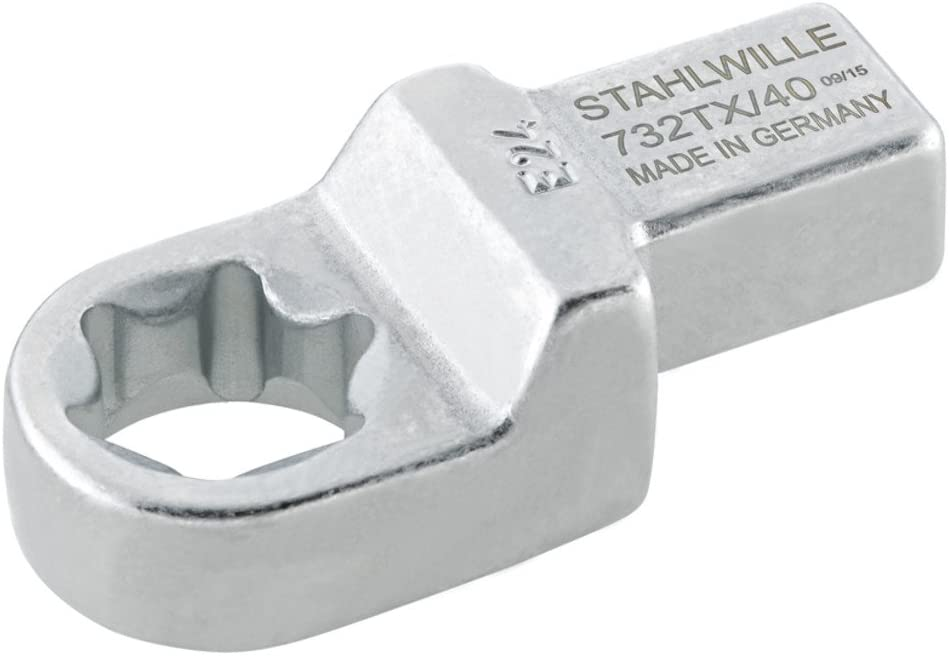 Stahlwille TORX RING INSERT Special sale Ranking TOP1 item TOOLS 732TX E 40 24