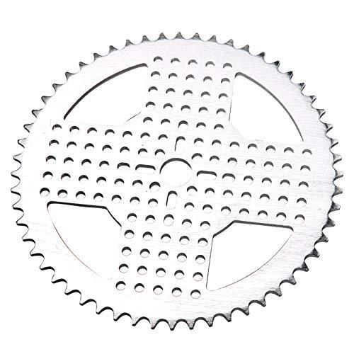 Aluminium-Kettenrad, 56 Zähne Antriebssystem Zahnrad Industrieroboter-Zubehör Kettenrad 5310-0014-0056 zum Erstellen von Antriebssystemen