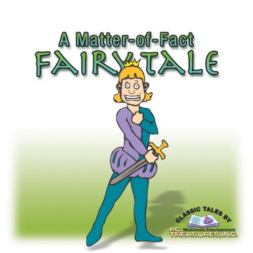 A Matter-of-Fact Fairy Tale audiobook cover art