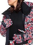 Roxy Cynthia Rowley - Guantes para Snowboard/Esquí - Mujer - L - Negro