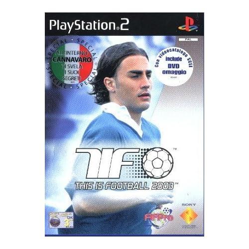 This Is Football 2003 Ps2 Italiano