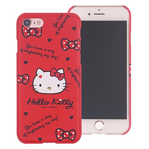 Carcasa para iPhone 6S Plus/iPhone 6 Plus [Slim Fit] Hello Kitty con diseño de Hello Kitty