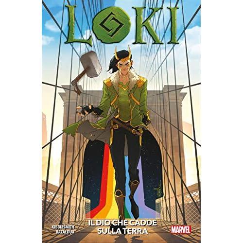 Loki: Il dio che cadde sulla Terra (Marvel Collection: Loki Vol. 1)