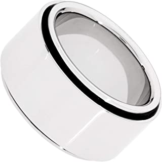 Calvin Klein Grade Silver Size 8 Ring KJ0GBR090108