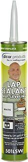 Dicor 501LSW-1 Lap Sealant - 10.3 oz.