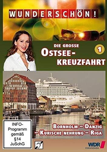 Die große Ostsee-Kreuzfahrt (1) - Bornholm - Danzig - Kurische Nehrung - Riga: Wunderschön!