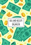 Bill And Receipt Organizer: Bills Tracker | Keep Track and Review All Details About your...