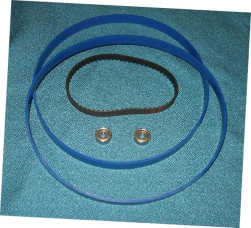 1 Set Replacement Band Saw Drive Belt and Thrust Bearings Compat