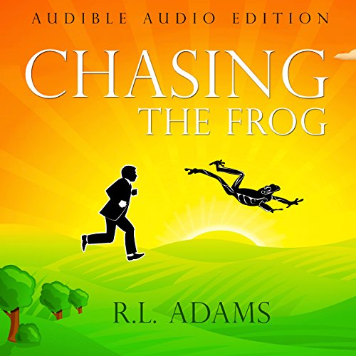 Chasing the Frog audiobook cover art