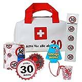 Preis am Stiel Geschenkset 1.Hilfe für alle ab 30'   Geburtstag   Geschenk