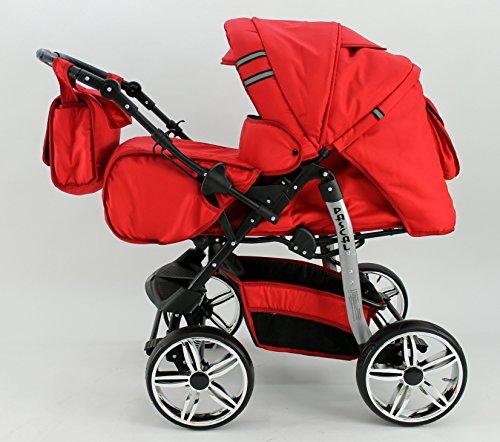 Kombi Kinderwagen Travel System Pascal 2in1 Kinderwagen Buggy Stroller Poussette (35)