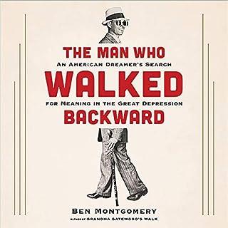 The Man Who Walked Backward cover art