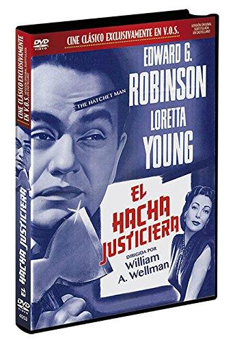 El Hacha Justiciera v.o.s 1932 DVD The Hatchet Man