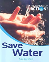 Library Book: Save Water (Rise and Shine)