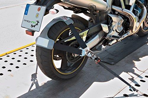 mb-m ACE Bikes TYREFIX 300 Motorrad Zurrgurt Transportsicherung Motorradtransport