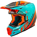 Fly Racing F2 carbonio Fastback 2015-Casco per Motocross