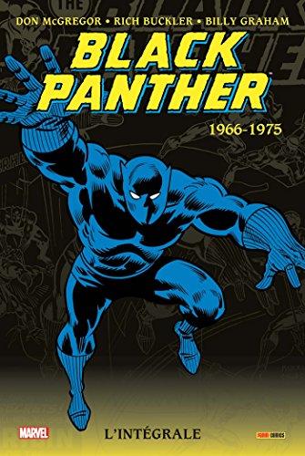 Black Panther: L'intégrale 1966-1975 (T01)