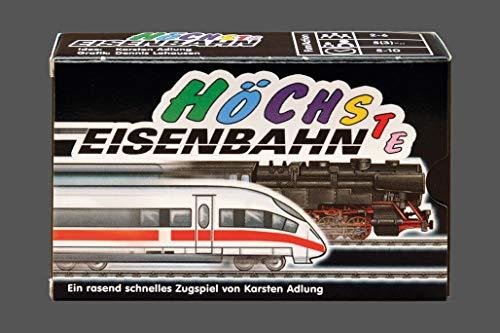 Adlung Spiele 121040 Höchste Eisenbahn